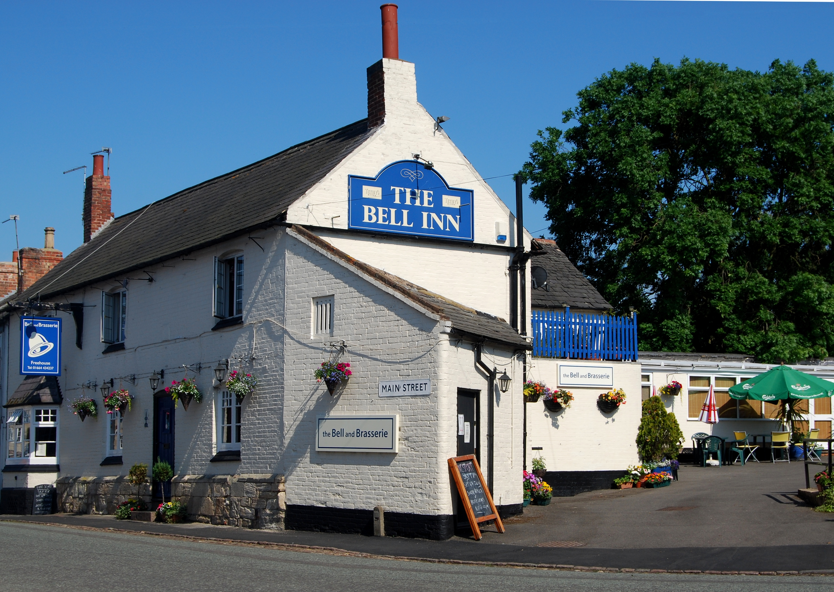 The Bell Inn Hotel Horndon On The Hill