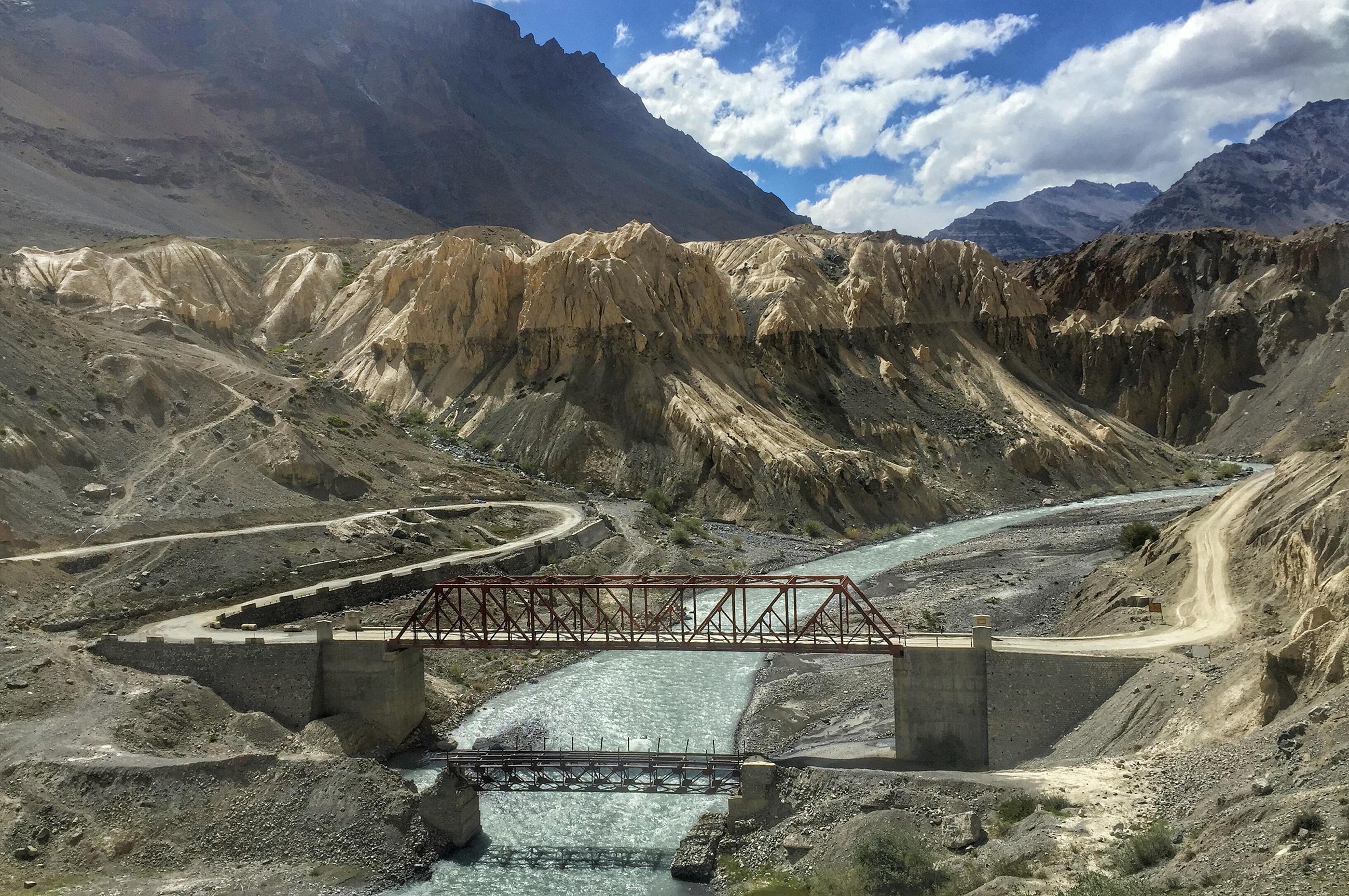 Spiti valley Kaza