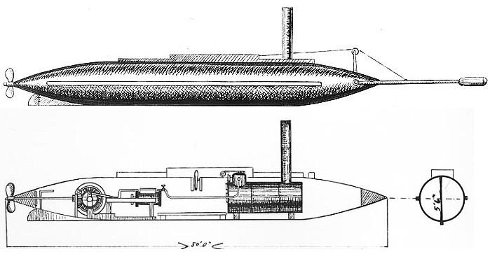 Work Boats Drawings Spar Torpedo Boats[edit