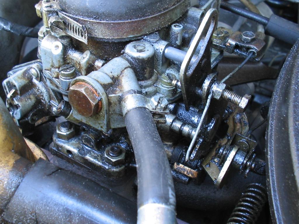 Carburador - Wikipedia, la enciclopedia libre