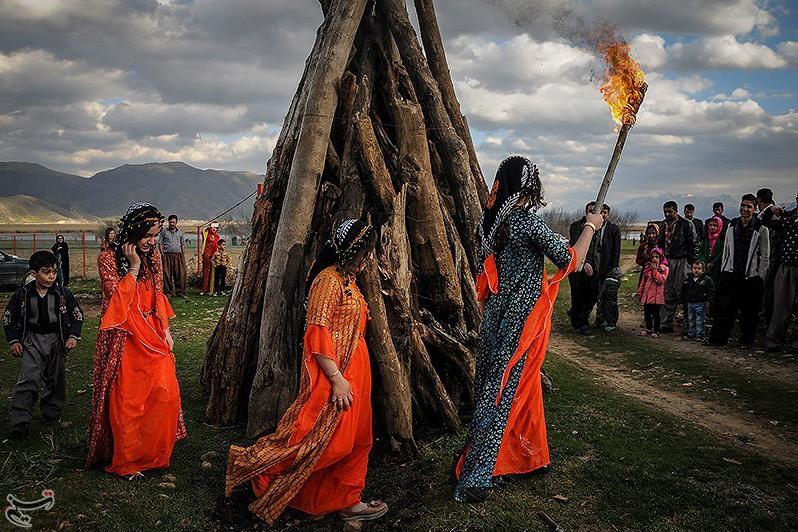 Celebrating Nowruz in Mariwan