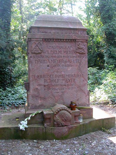 Friedhof Stettin