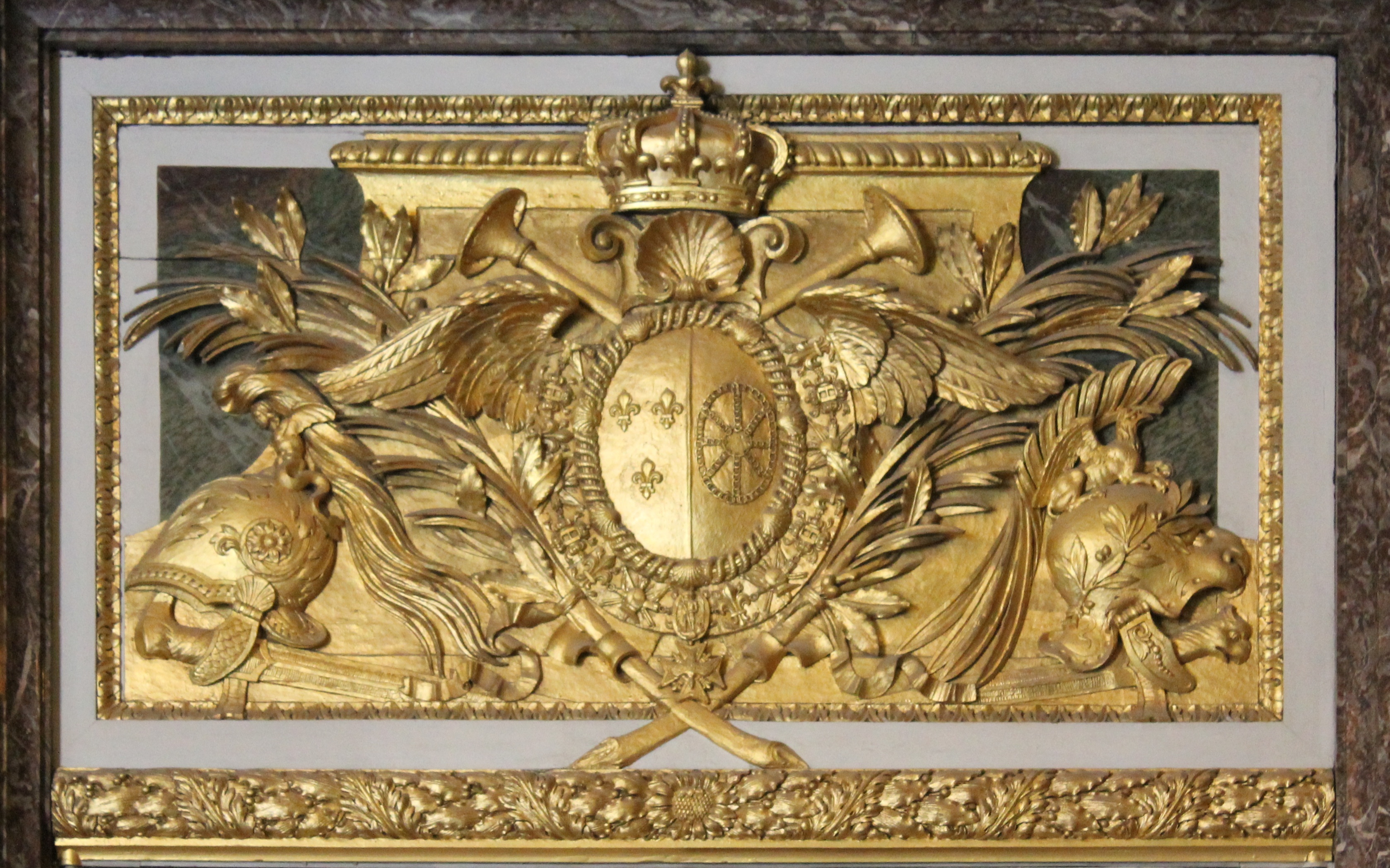 Louis xiv versailles and chefs on pinterest for Porte de versailles salon emmaus