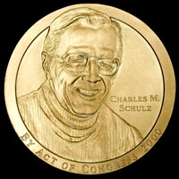 Charles M. Schulz Congressional Gold Medal