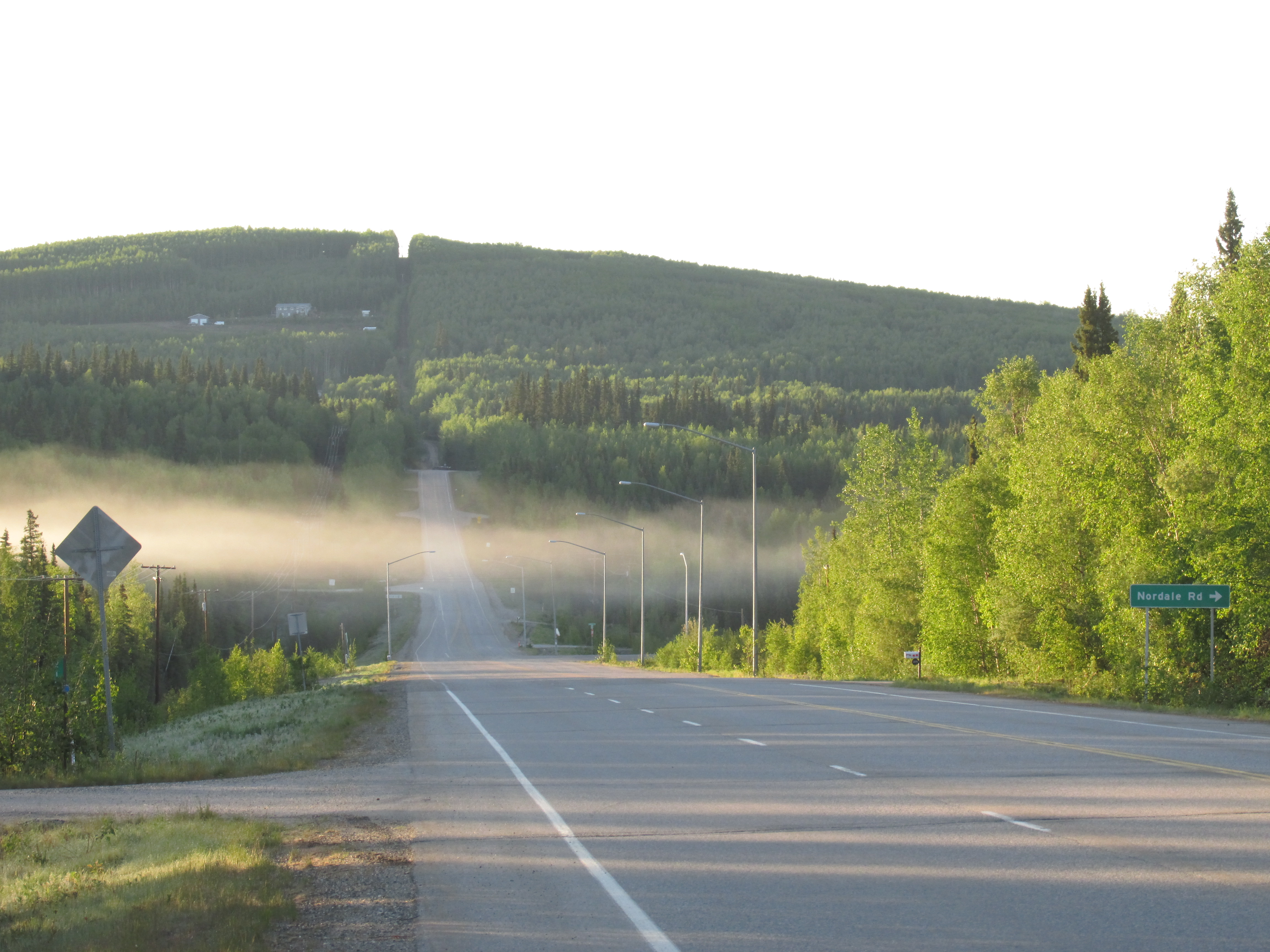 File Chena Hot Springs Road At Mile 6  Fairbanks North