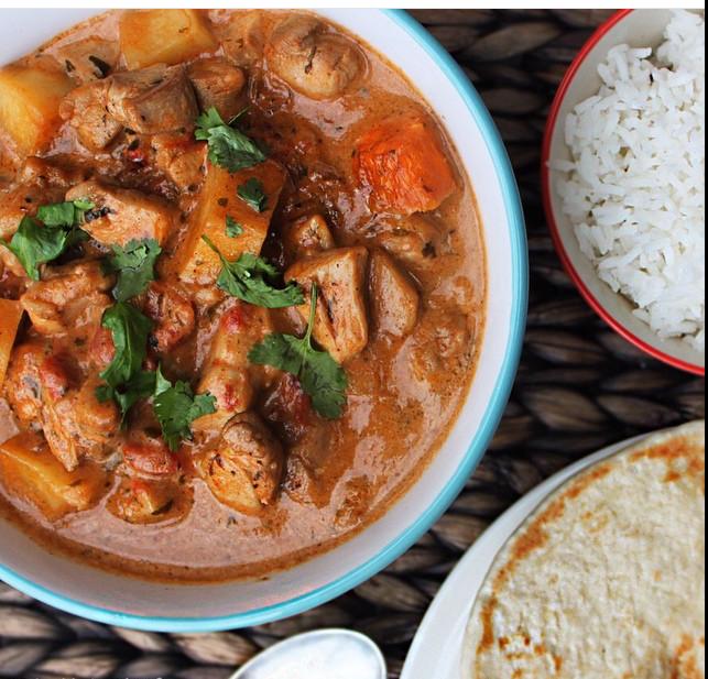 how to make tikka masala curry