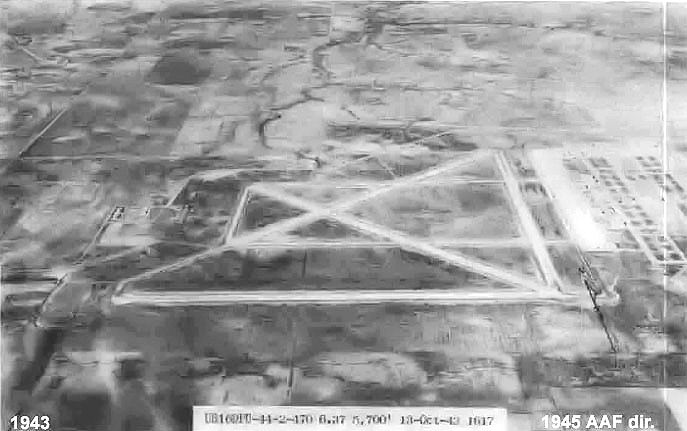 Childress Army Airfield