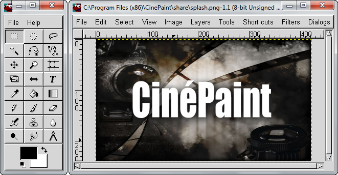 cinepaint windows