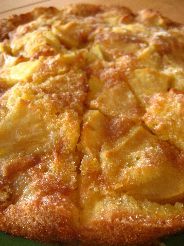 Cake Aux Pommes Rapide