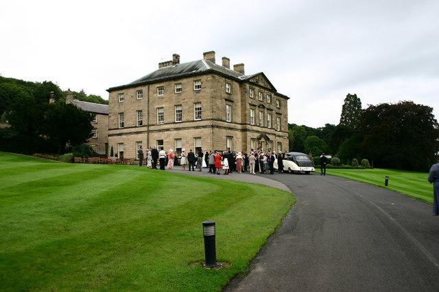 Close House, Northumberland - Wikipedia