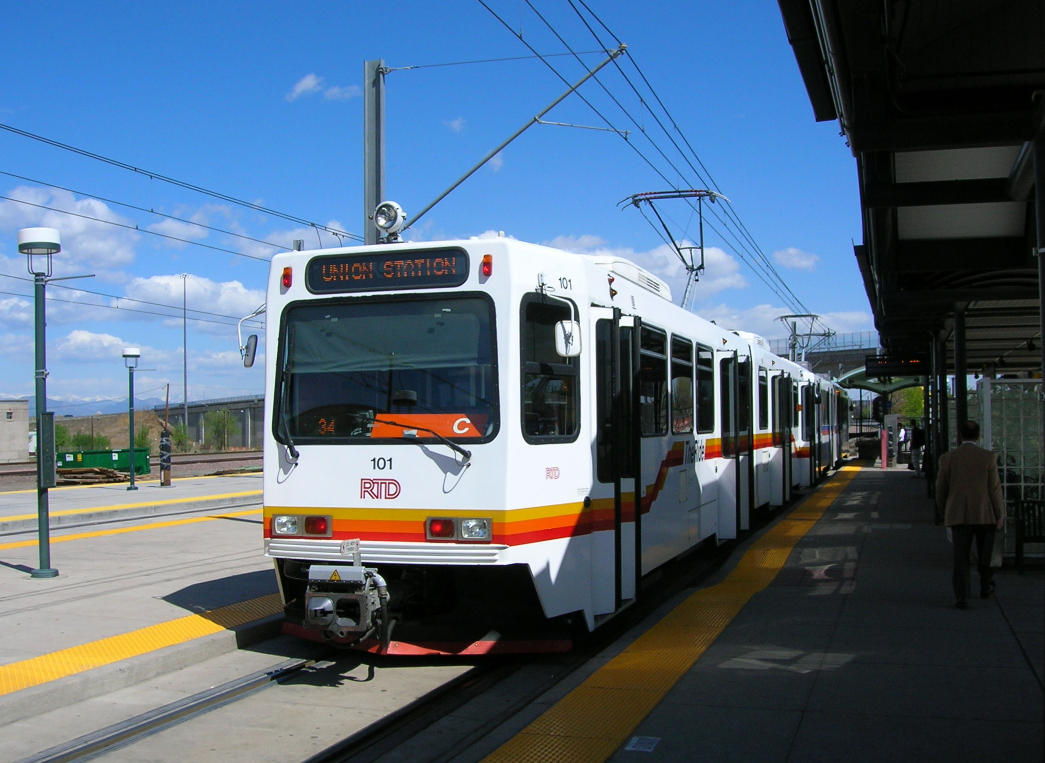 will light rail be enough A light rail transit  the national passenger rail provider,  a definitive aspect is the use of continuous welded rail which reduces track vibrations and discrepancies between rail.