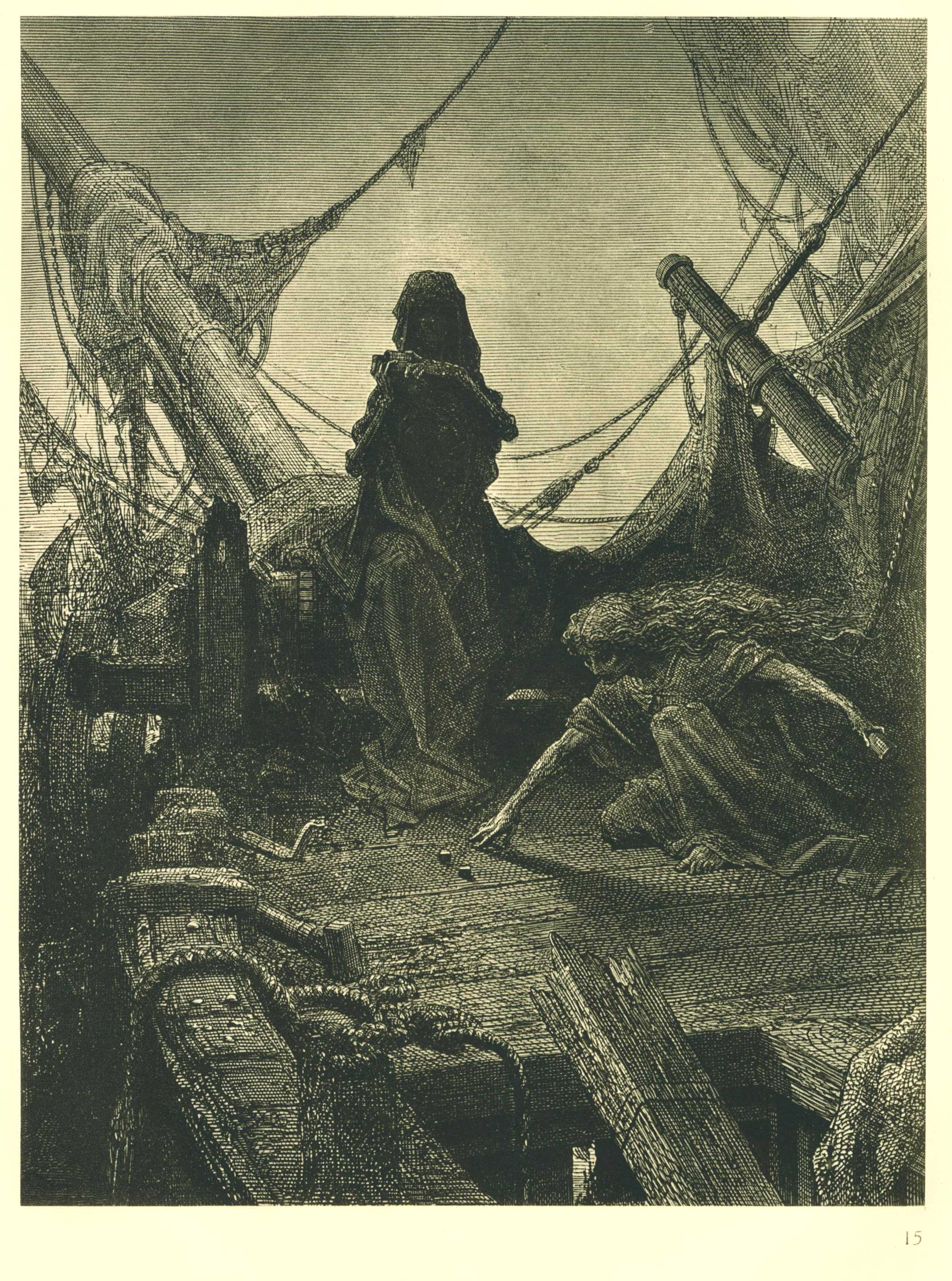 rime of the ancient mariner symbolism essay No matter how many times you've read it, the rime of the ancient mariner still   the power of the story may well be founded on its symbolic relation to the   allegory is george whalley's essay the mariner and the albatross.