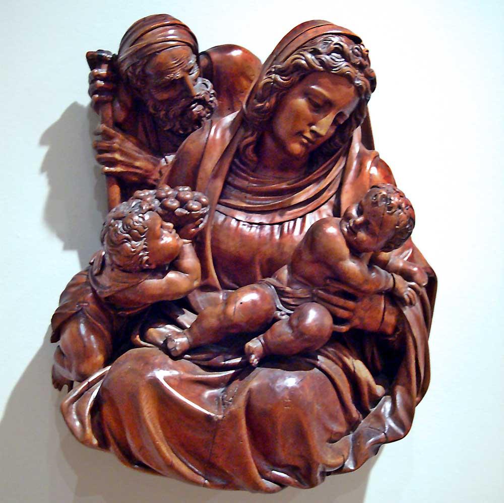 Sagrada Familia, de Diego de Siloé