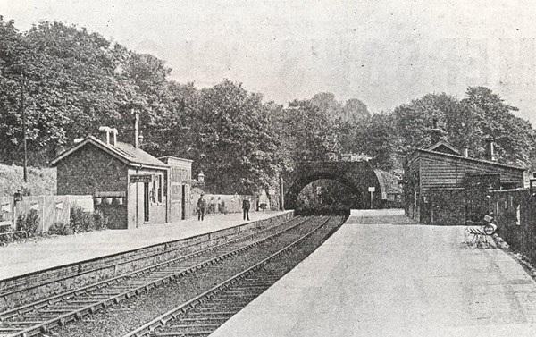 Disley Station