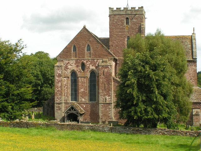 Abbey Dore Abbey