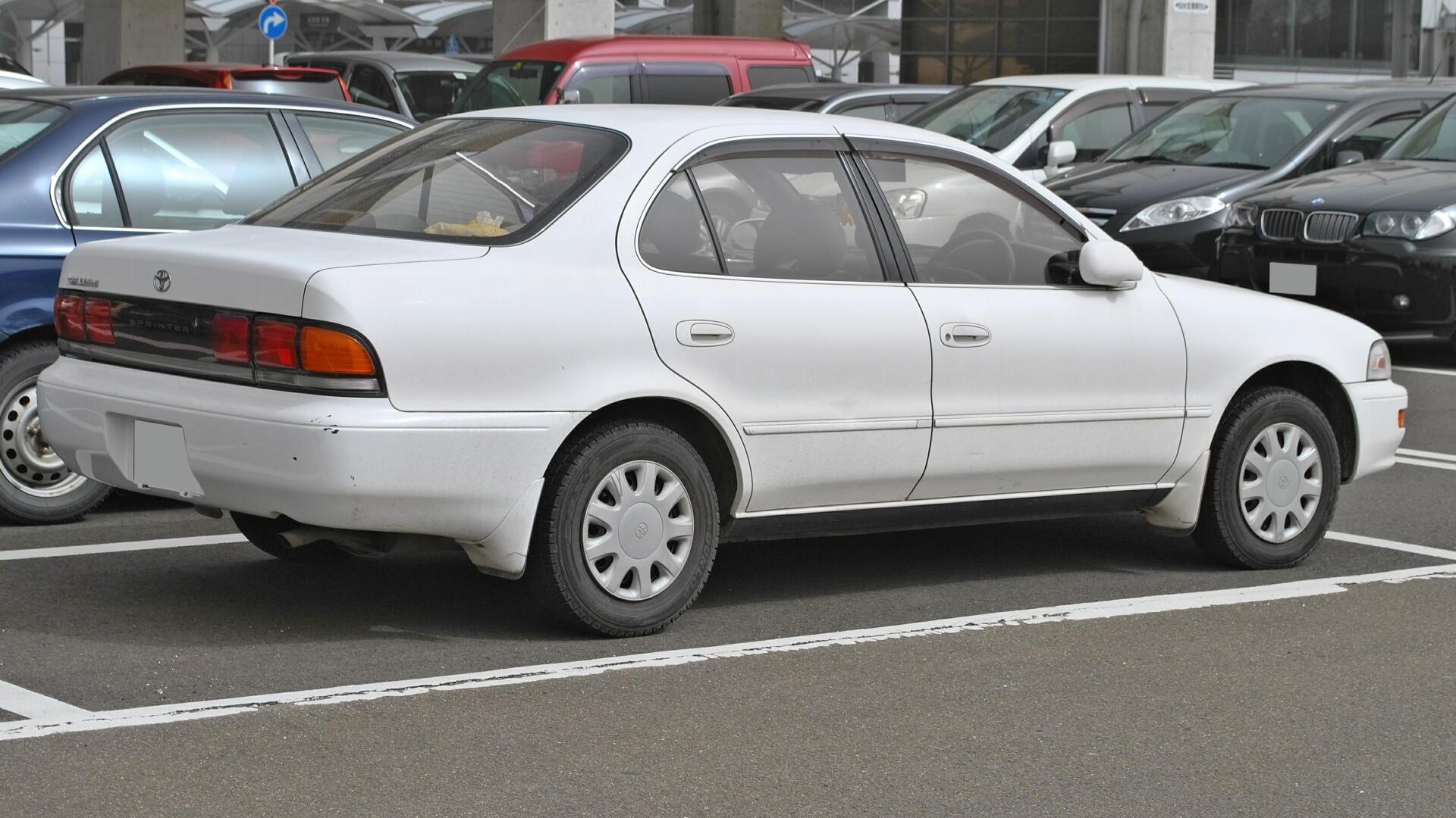 File E100 Toyota Sprinter 2 Jpg Wikimedia Commons