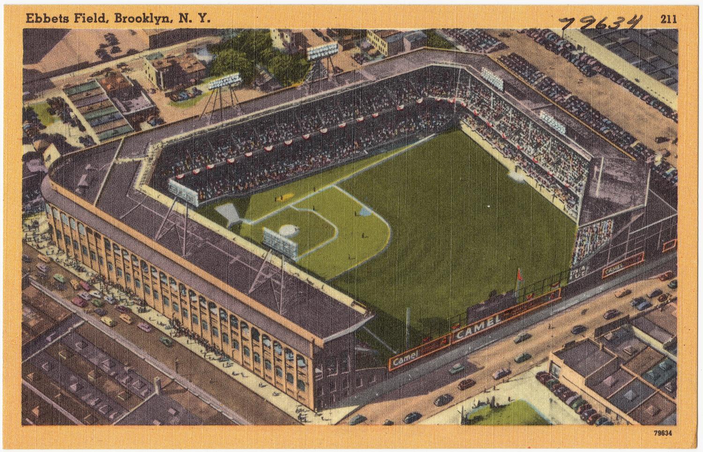 File:Ebbets Field, Brooklyn. NY.jpg - Wikimedia Commons