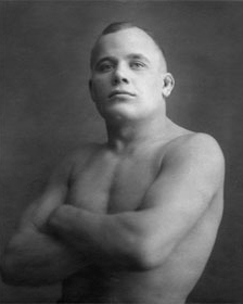 Edvard Westerlund Olympic wrestler