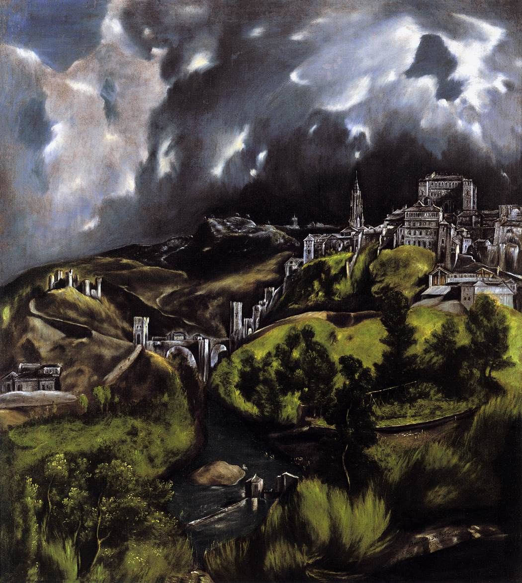 file el greco a view of toledo