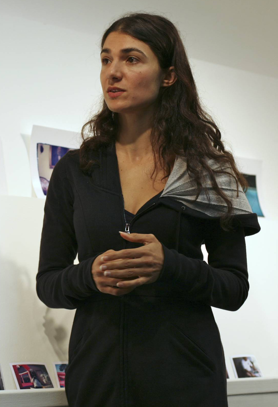 Image of Elinor Carucci from Wikidata