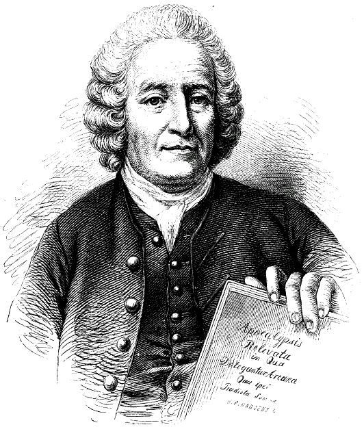 Swedenborg prophecies a Man coming from China to spread his divinely inspired teachings to the world.