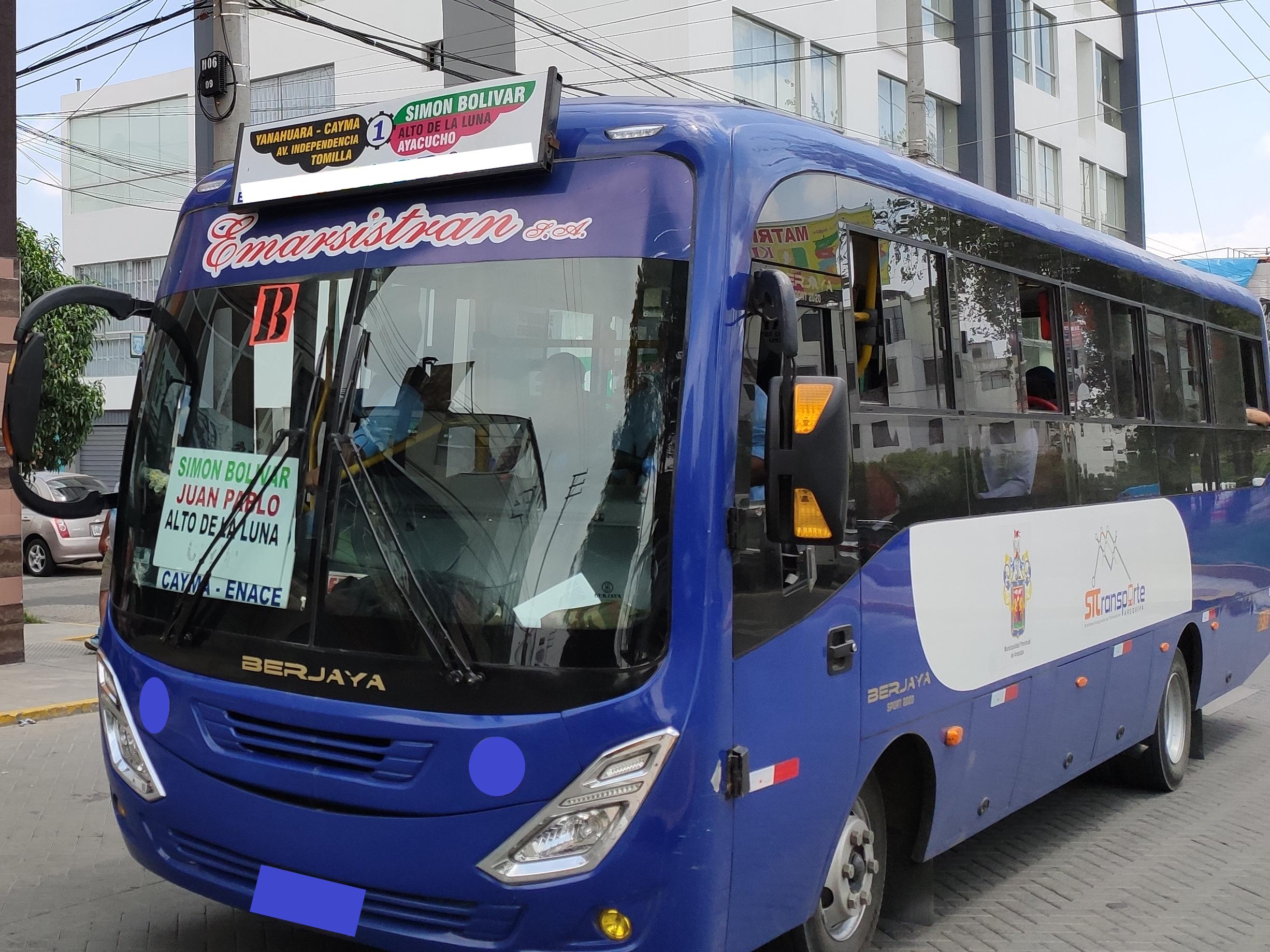 Sistema Integrado de Transporte de Arequipa - Wikipedia, la ...
