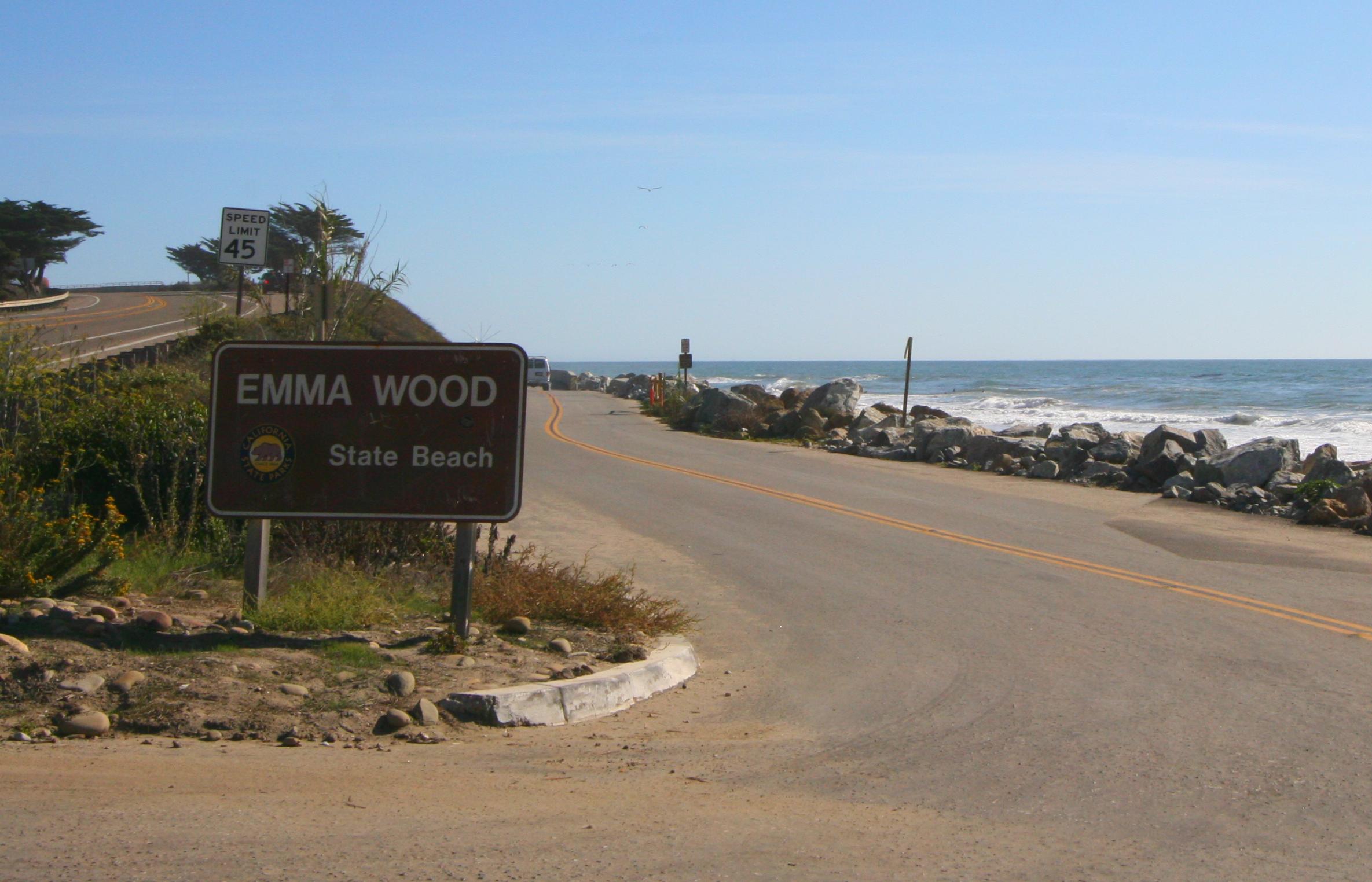 Emma Wood State Beach Ventura Ca