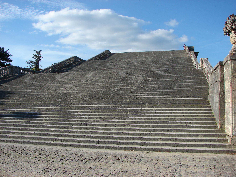 Datei:Escalier des 100 marches-orangerie Exterior of the ...