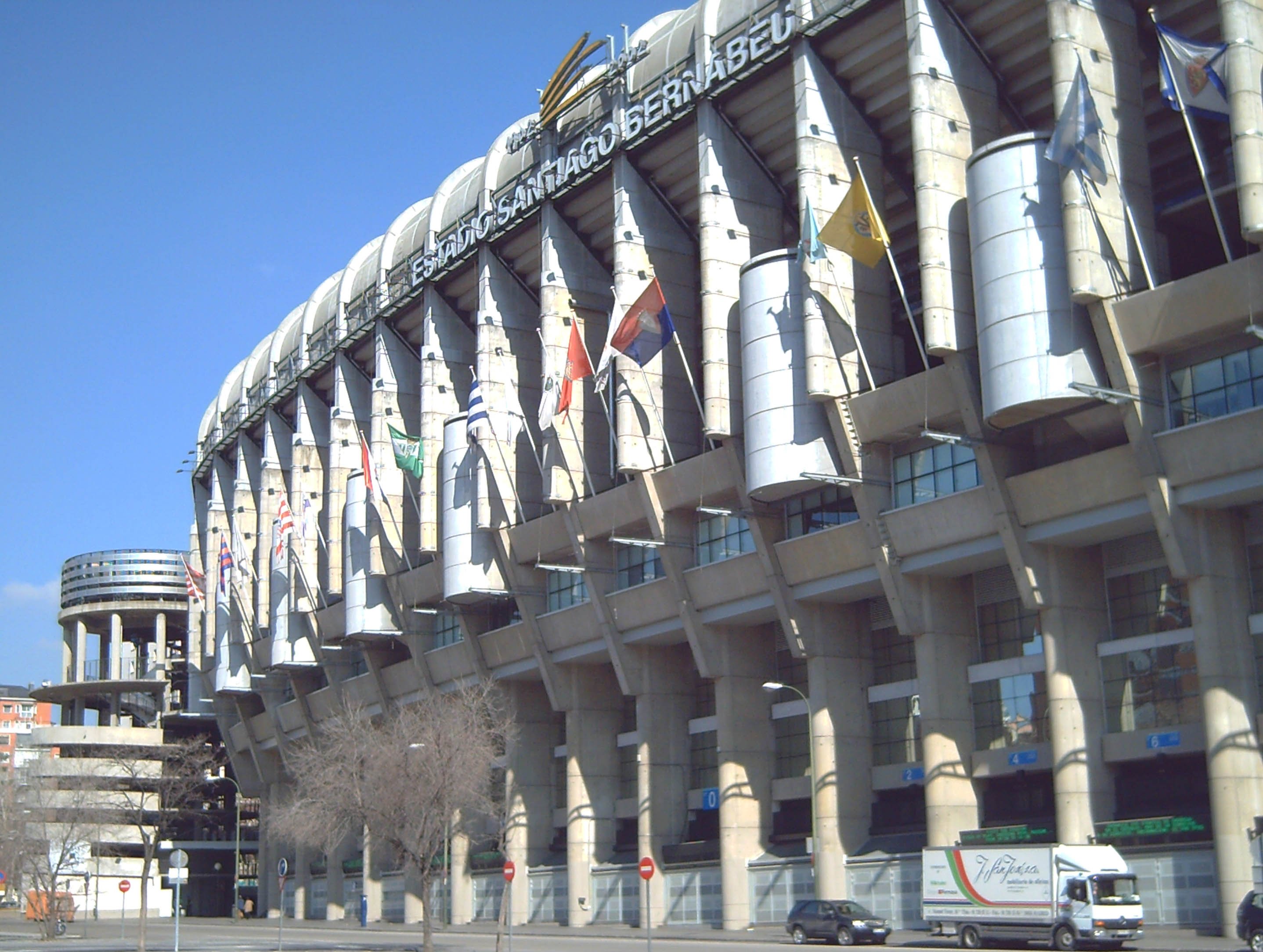 Image Result For Estadio Santiago Bernabeu