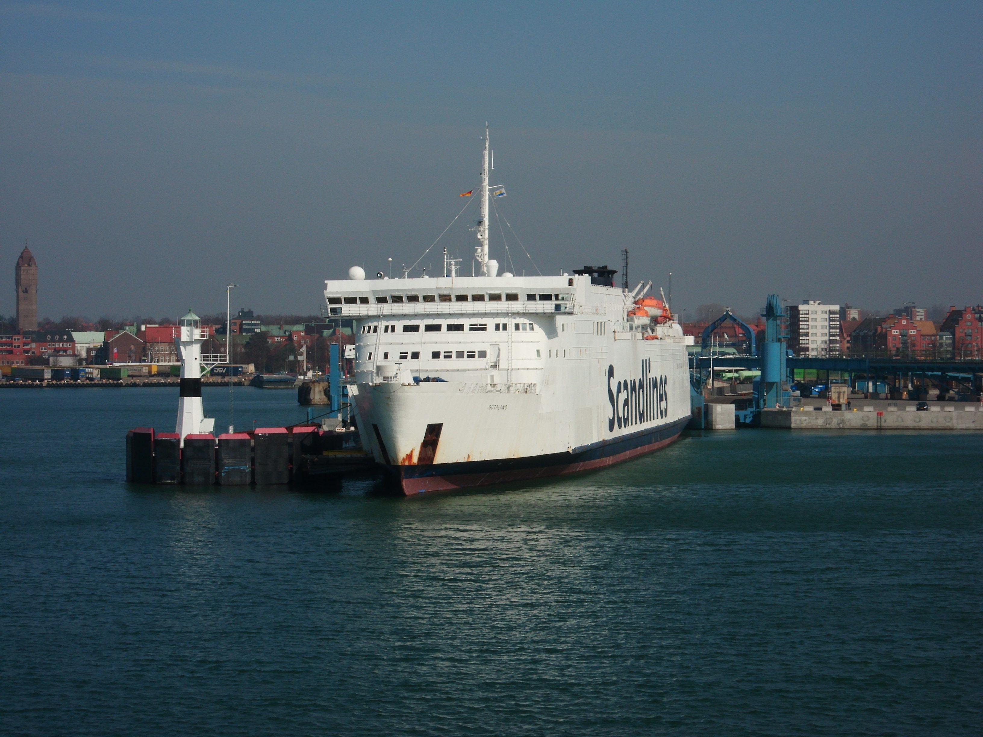 Bildresultat för trelleborgs hamnen