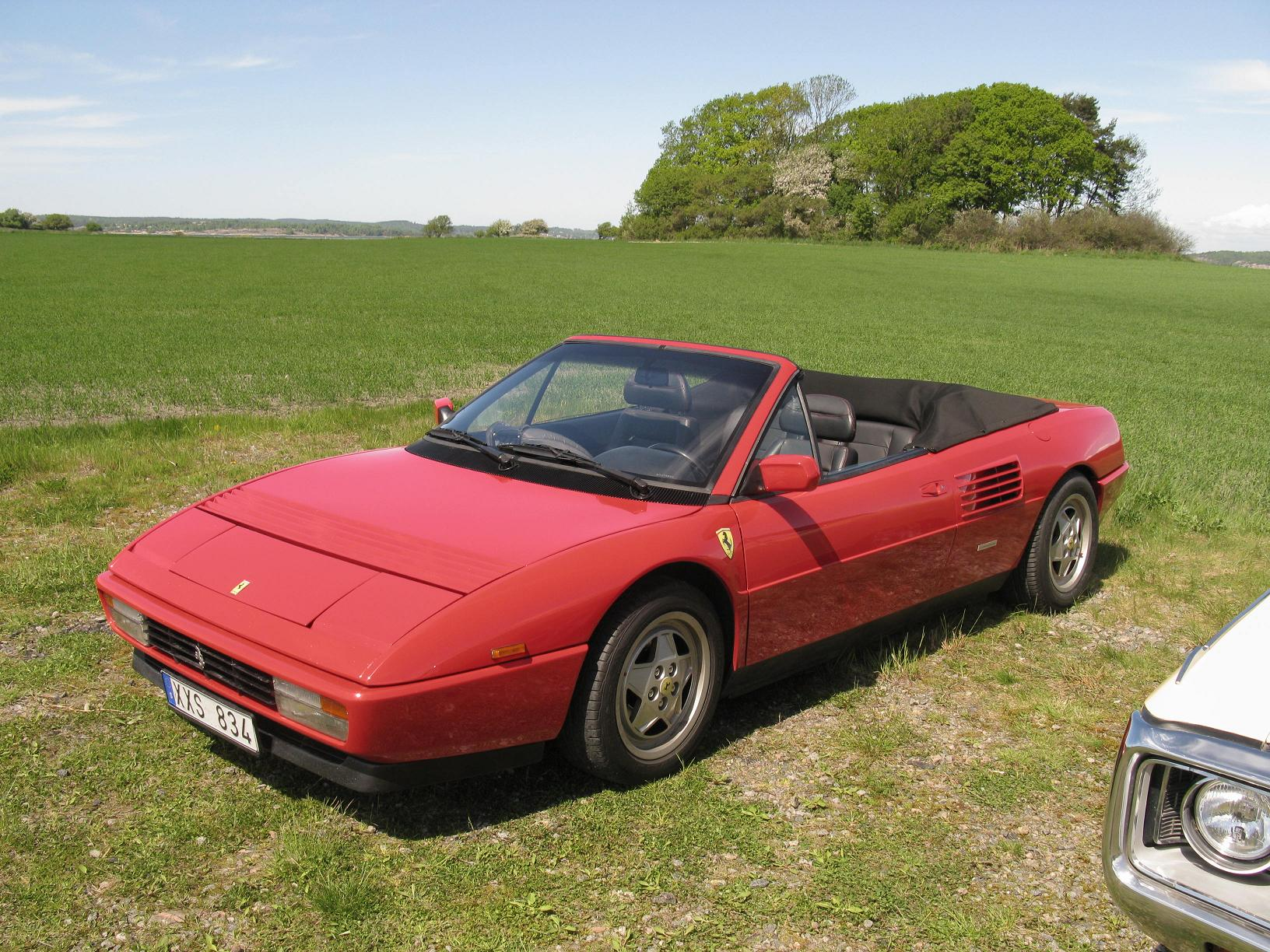 ferrari mondial t spider ferrari mondial spider 1988 ferrari mondial used ferrari ferrari. Black Bedroom Furniture Sets. Home Design Ideas