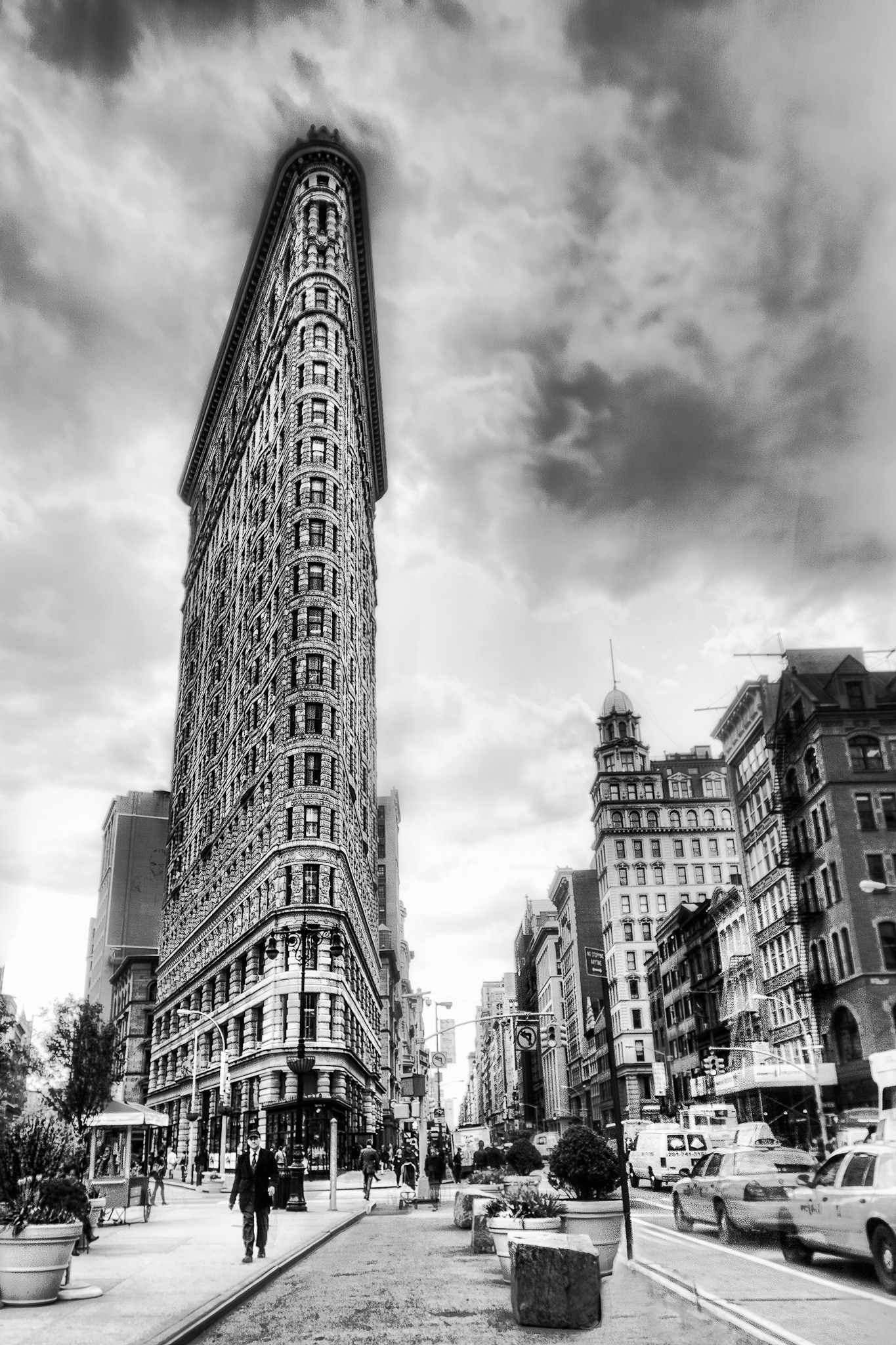 What City Is The Flat Iron Building In