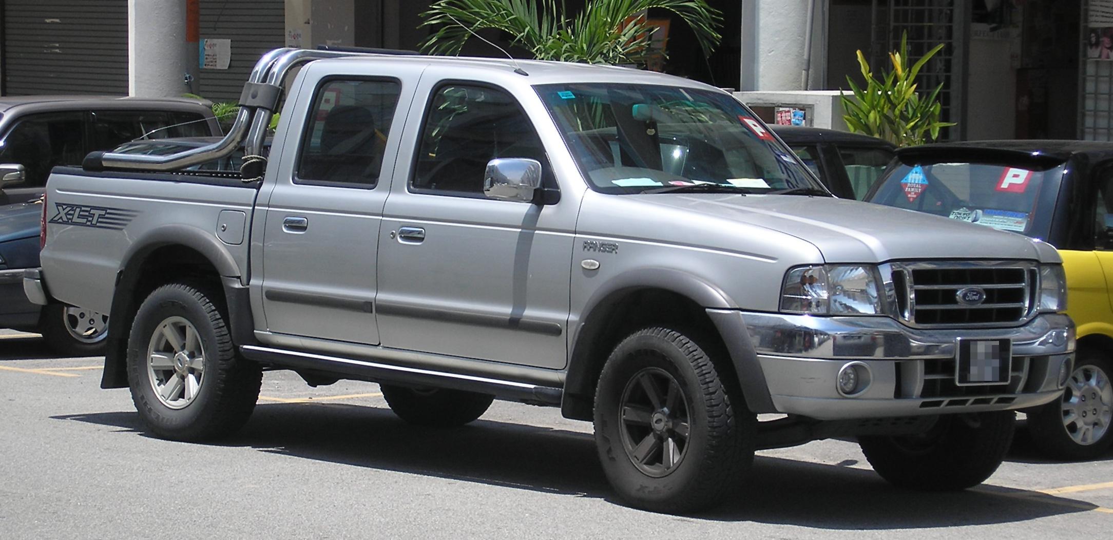 Ford Ranger 2019 >> File:Ford Ranger (Southeast Asian, second generation) (front), Serdang.jpg - Wikimedia Commons
