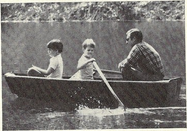 File Fred Rogers Sons James And John Navigating Family Pool Jpg Wikimedia Commons
