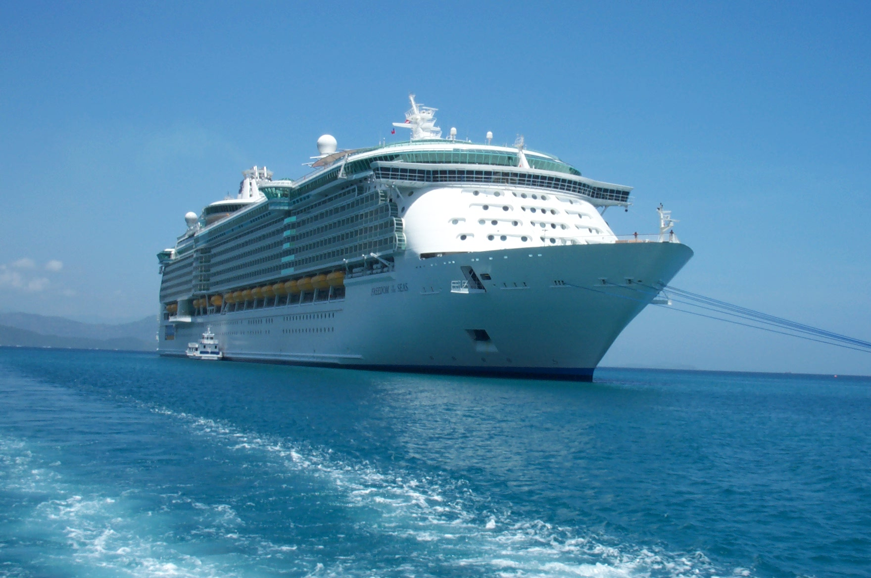 Hump Cabin Question On The Freedom Of Seas