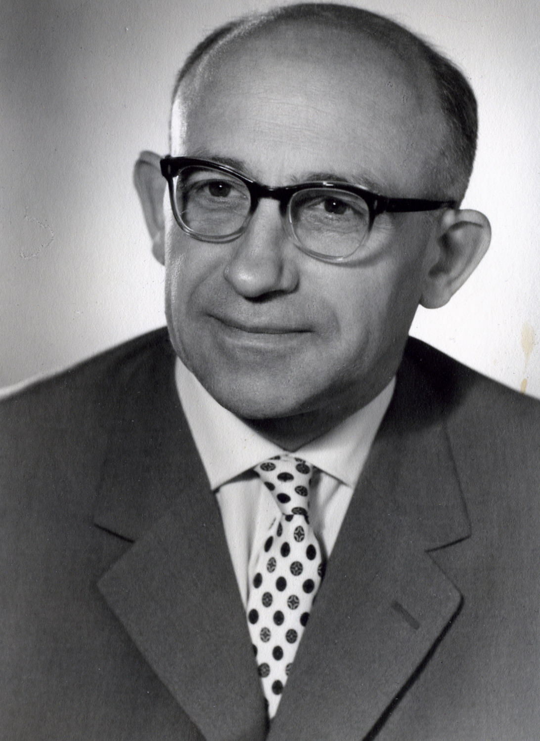 Image of Fritz G. Waack from Wikidata