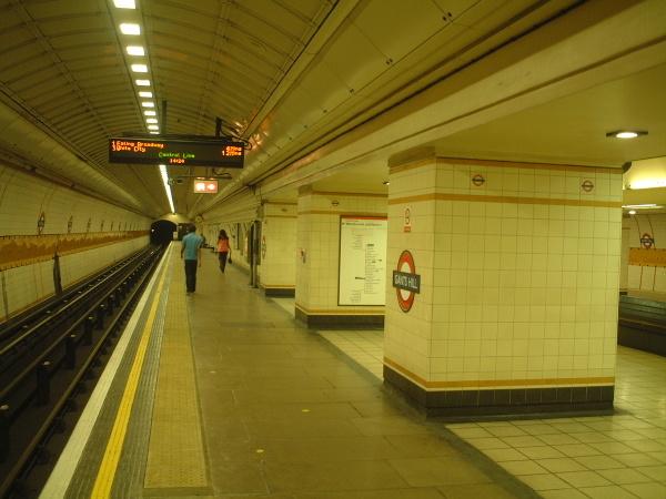Gants Hill station - geograph.org.uk - 831354