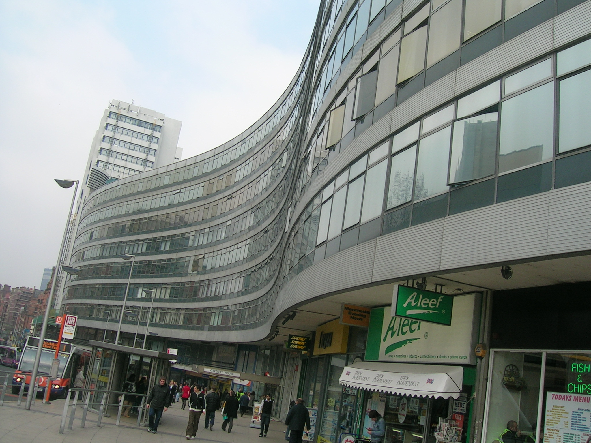 FileGateway House Manchester S Curve