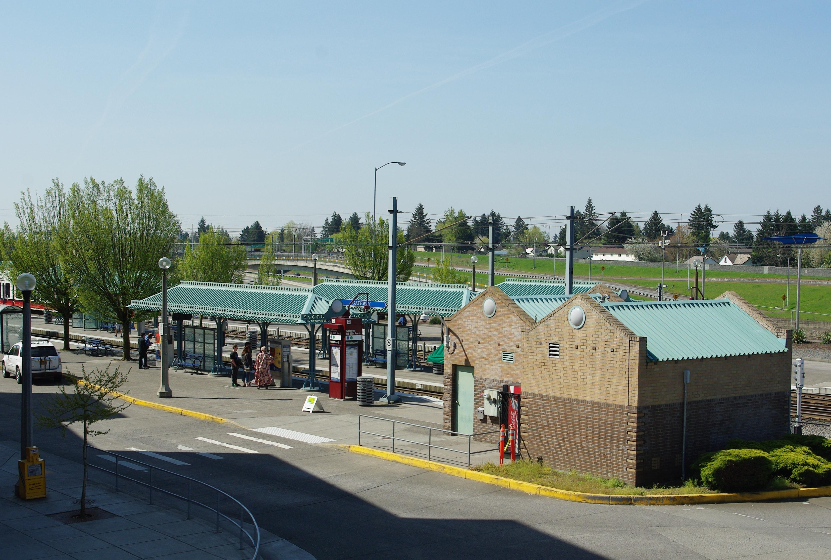 Gateway    Northeast 99th Avenue Transit Center  Portland