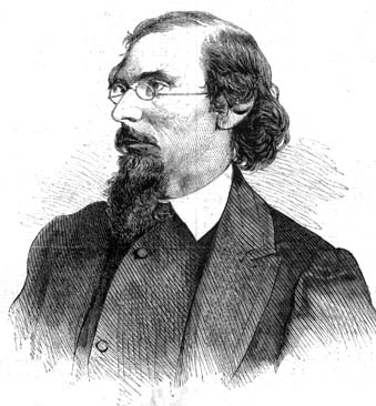 Depiction of George Inness