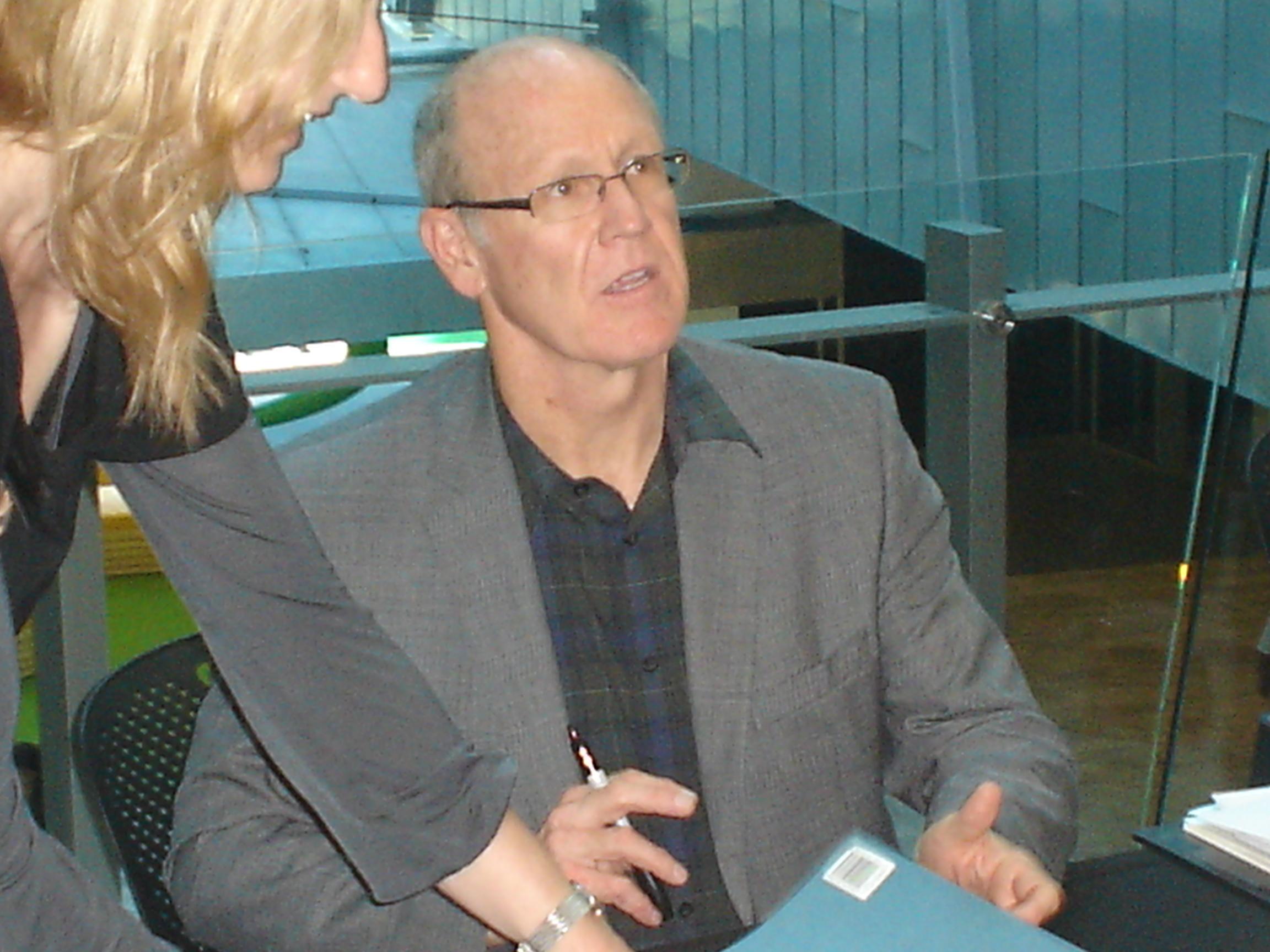 Veteran Disney cartoonist Glen Keane had helmed Kobe Bryant's Dear Basketball. Source: Wikipedia