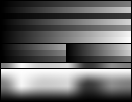 Grayscale 8bits palette color test chart.png