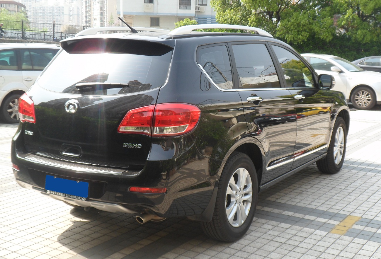 File:Great Wall Haval H6 02 China 2012-04-22.jpg ...