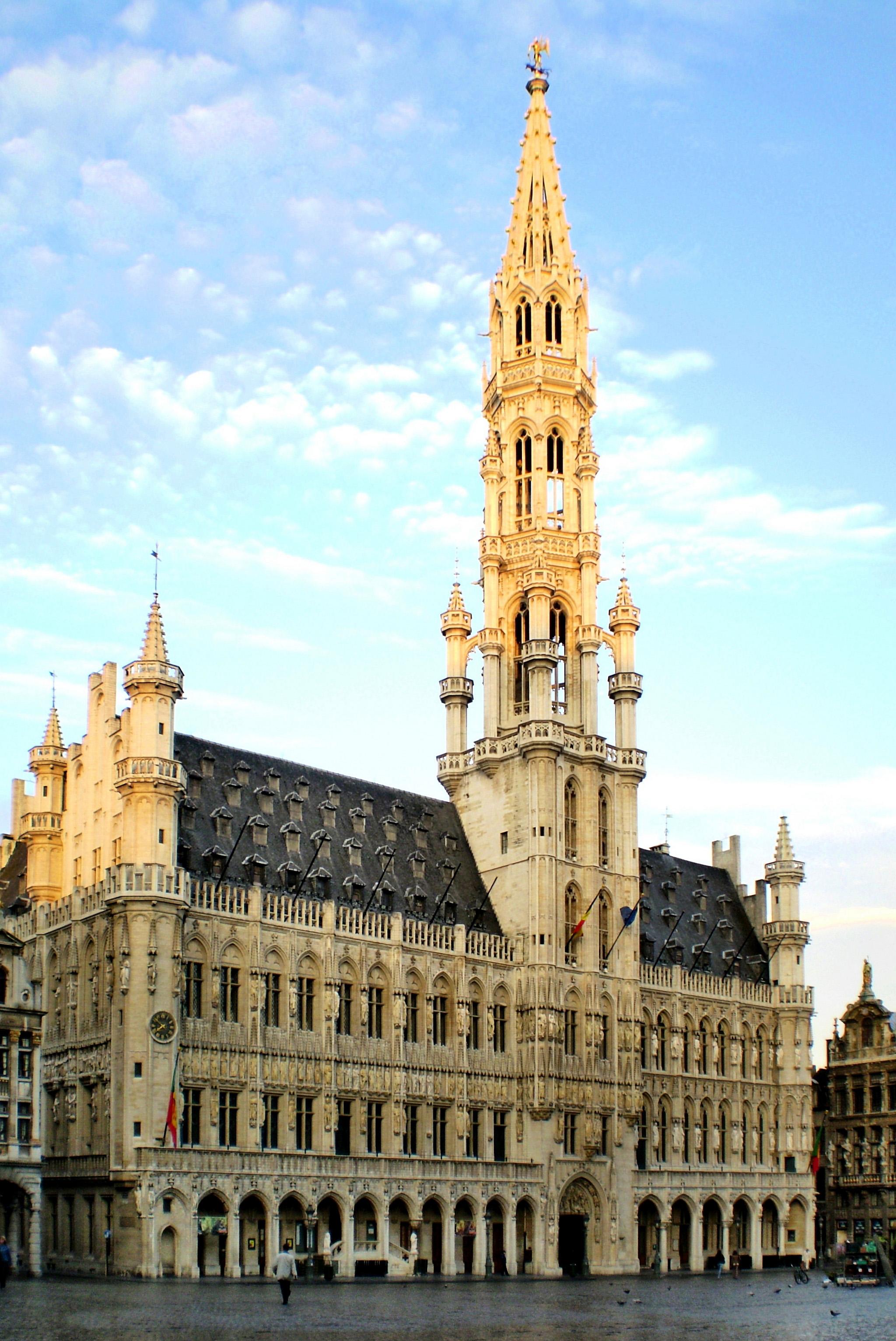 File h tel de ville de bruxelles 01 jpg wikimedia commons for Hotel de ville