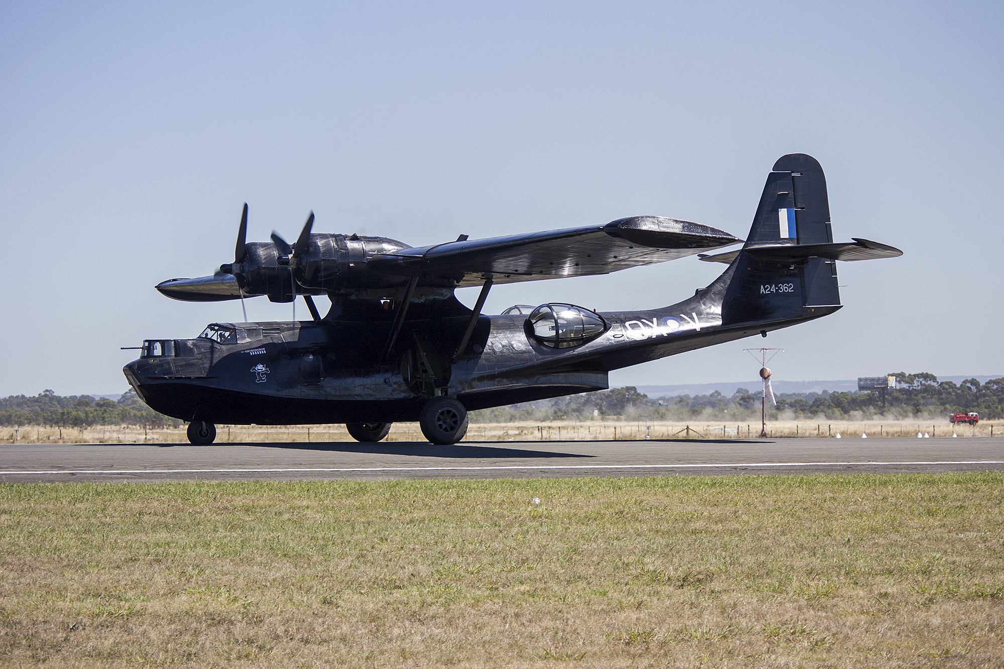 Consolidated Pby Catalina Black Cat