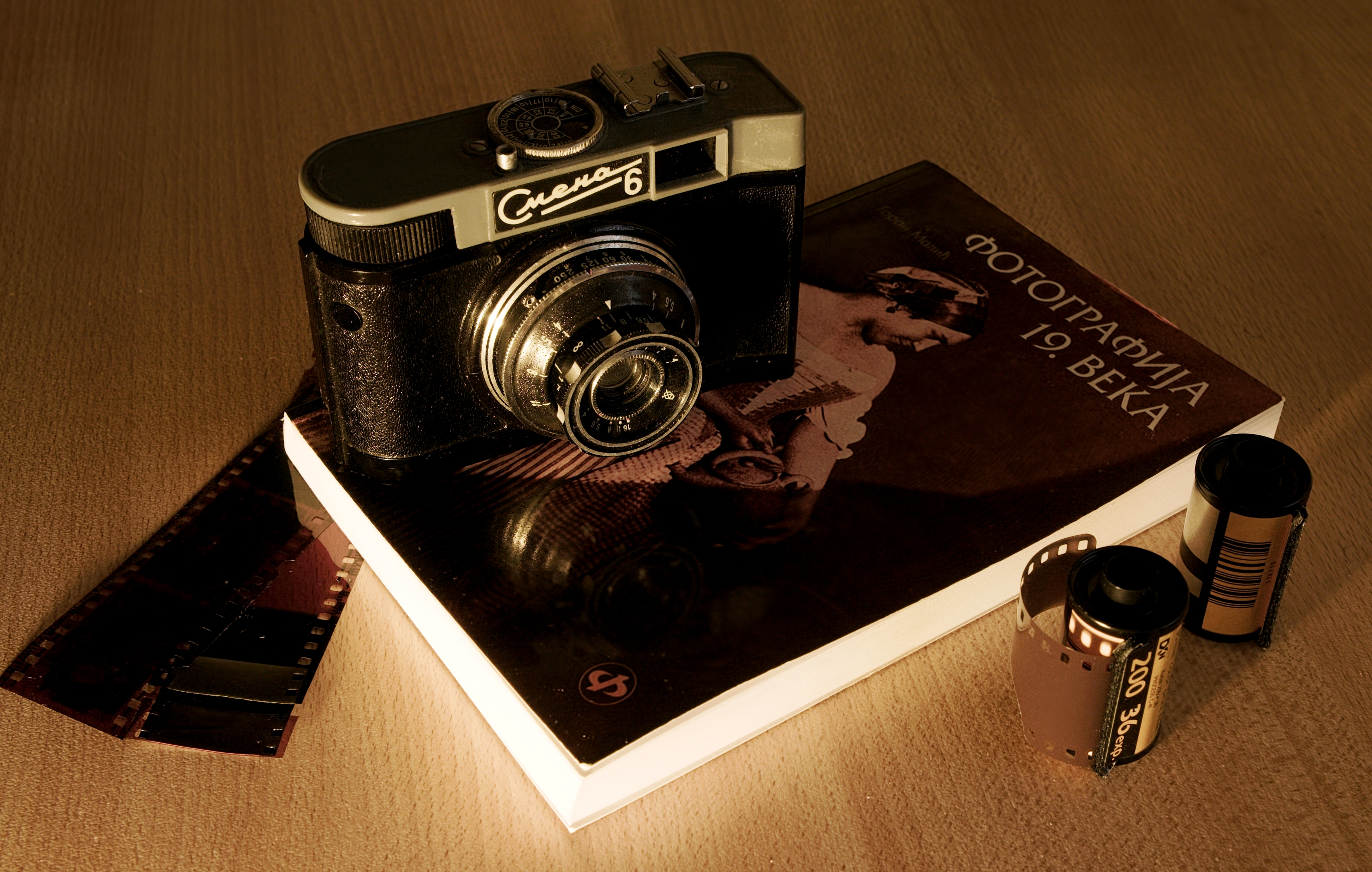 The origin and history of photography
