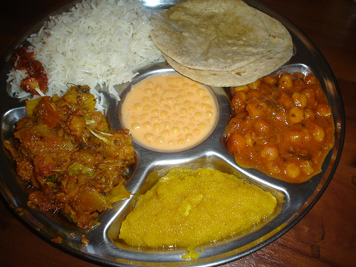 Indian Cooked Food Catering Services