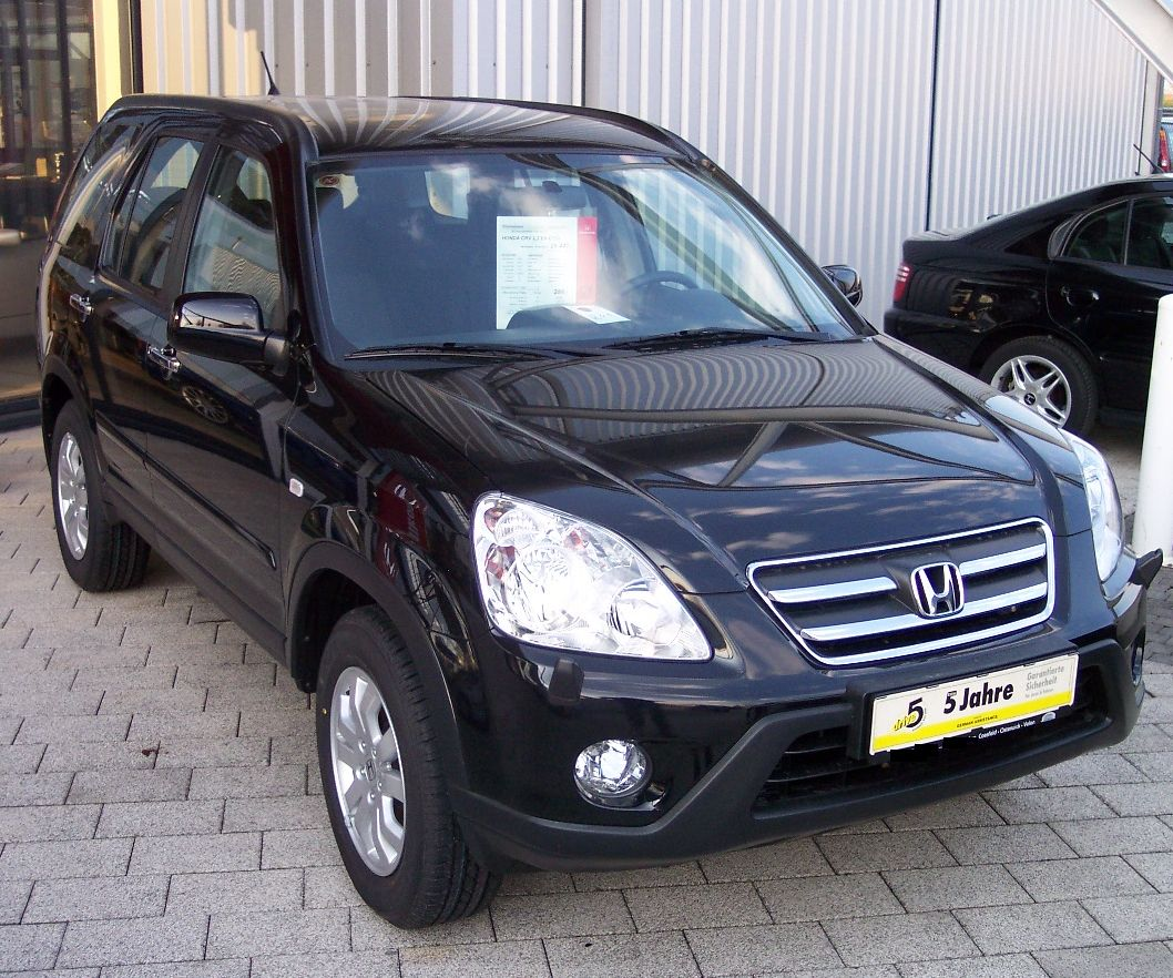 File:Honda CR-V black vr.jpg - Wikimedia Commons