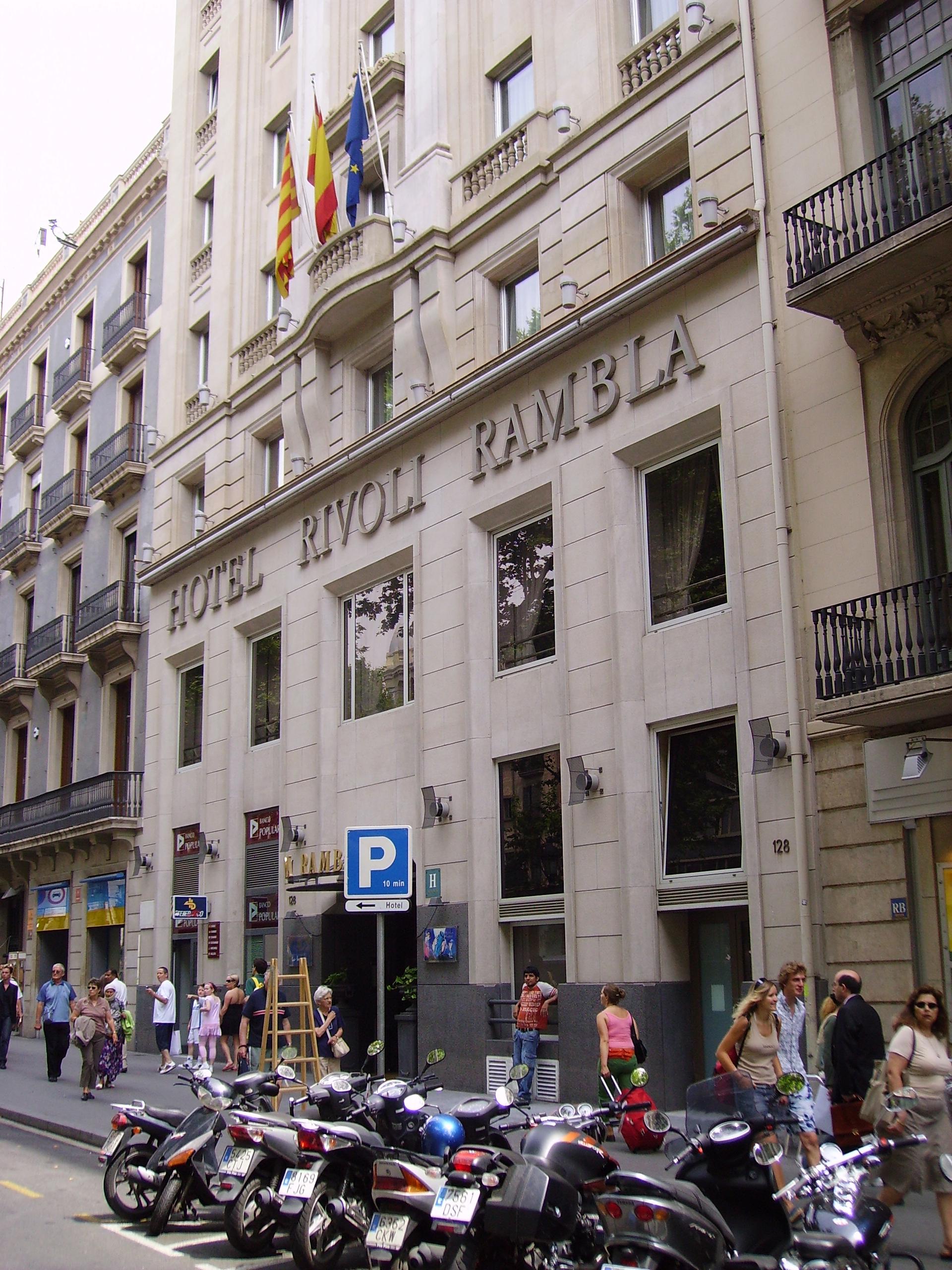 file hotel rivoli rambla barcelona catalunya jpg