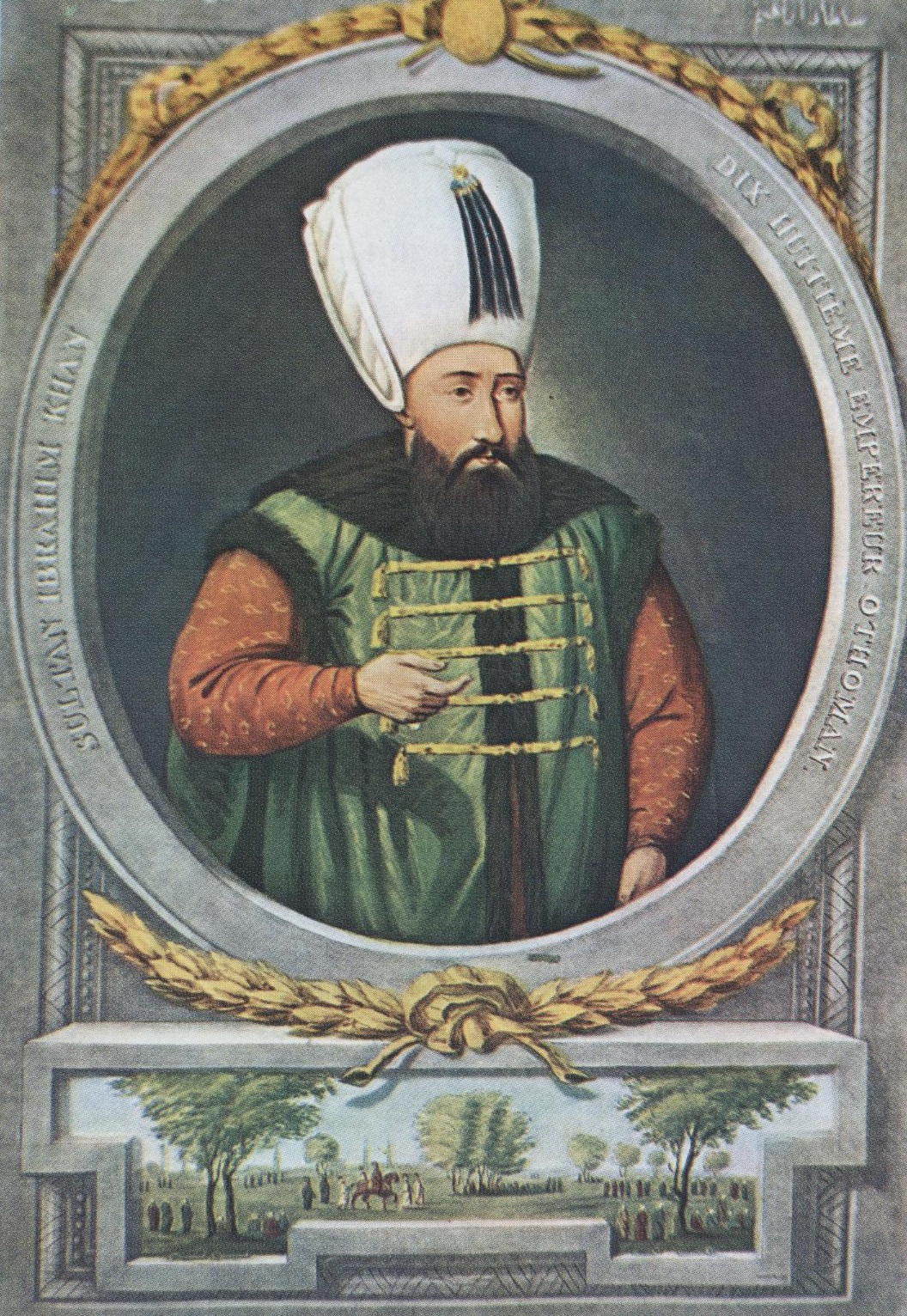Image result for sultan ibrahim I